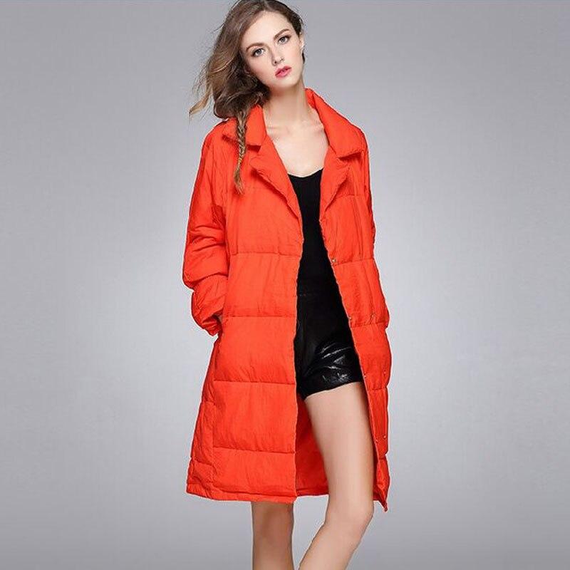 2018 New Fashion Winter Jacket Women 90% White Duck Down Jacket Women Parkas Thick Warm Winter Coat Women Outwear