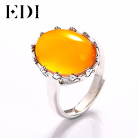 EDIแท้เงินแท้925พลอยสี