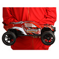 Новый 1/10th Шкала Модель YiKong Inspira E10XT 4WD Электрический Щеткой Truggy Грузовик Автомобилей Удаленного Управления По Радио Автомобиль для детей
