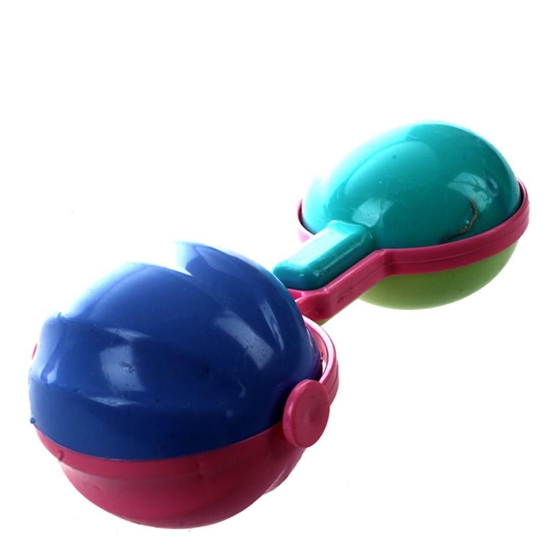 6 Stks Dier Handbells Developmental Toy Bed Klokken Kids Baby Speelgoed Rammelaar Mooie Duidelijke Textuur