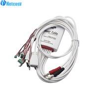 Netcosy для iPhone 7 6 s 6 P 6 5S 5 г 4S 4 все в одном профессиональных питания текущий тест кабель батареи активации заряд доска