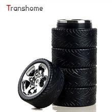 TRANSHOME Mein Tire Stil Thermosflasche Aus Edelstahl Wasserflasche Kaffeetasse Kreative Reise Wasserflasche Edelstahl