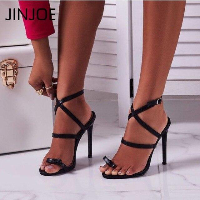 Más Zapatos Verano Barato Sandalias Tacón Mujer De Jinjoe F1lJcK