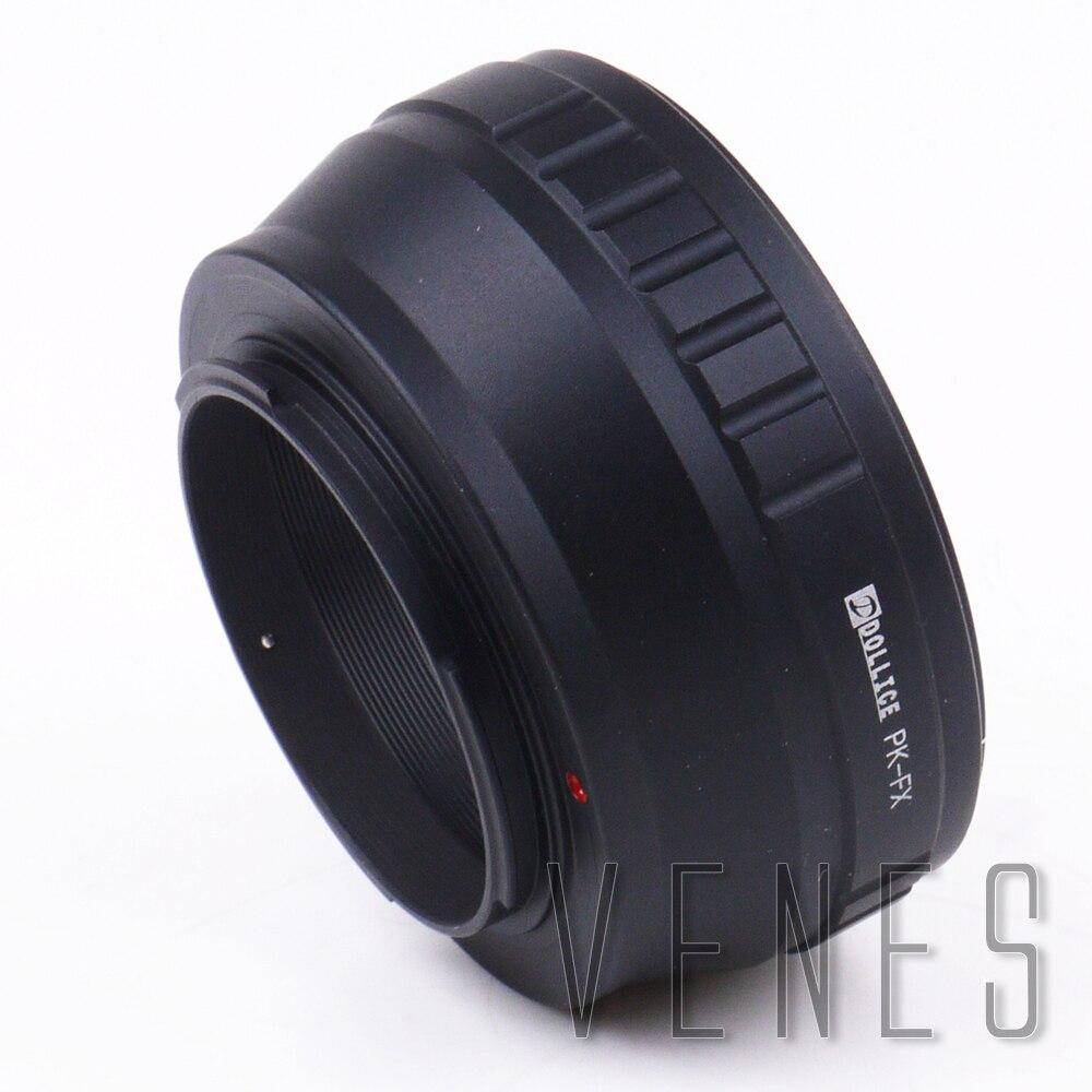 Venes Pk Fx Dollice Lens Adapter Suit For Pentax Pk Lens