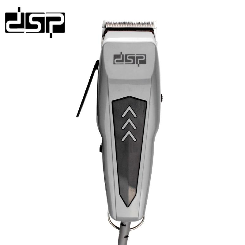 DSP Professional Hair Clipper Electric Hair Trimmer Beard Clippers Hair Cutting Machine Barber Tools E-90013