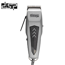 купить DSP Professional Hair Clipper Electric Hair Trimmer Beard Clippers Hair Cutting Machine Barber Tools E-90013 в интернет-магазине