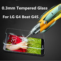 0.3mm Ultra Thin Tempered Glass Anti Explostion Screen Protector Protective Film For LG G4 Beat G4S With Package