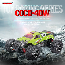 Vehicle RC Toys High Speed Hobby RC Car 1/24 2.4GHz 4WD Off Road Racer RTR RC Moster truck Car Model Off-Road SUBOTECH BG1510C