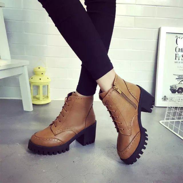 7e81b6e80b99a1 chaussure femme talon hiver