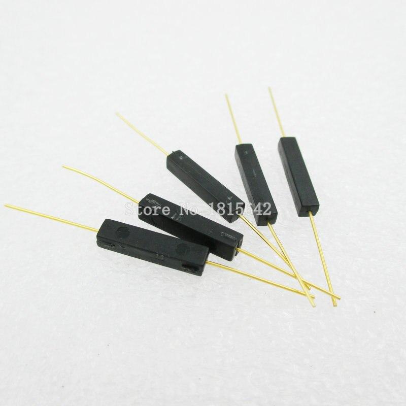 5 шт./лот герконовый переключатель пластикового типа 2,7*14 нормально открытый магнитный переключатель управления GPS-14A антивибрационный/повр...