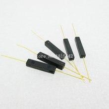 Interruptor de palheta, pçs/lote plástico tipo interruptor de controle magnético 2.7*14 normalmente aberto antivibração/danificação contato para sensores