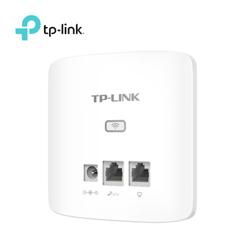 TP-Link 300MBbps AP Wireless Access Point Indoor Wall Embedded Wireless WiFi Router repeater TL-AP300I-DC 9VDC/0.6A DC power