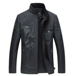 Chaqueta ajustada informal con cuello mandarín para hombre, chaqueta lisa, M-4XL, a la moda, 2020