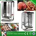 Eléctrica/Gas glp kebab fabricante turco barbacoa parrilla gas shawarma máquina de fabricación 220 v