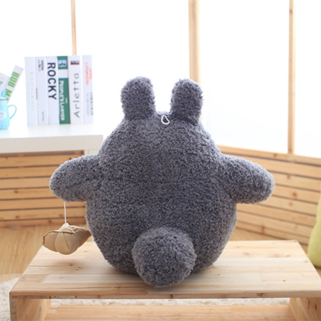 1pc 20cm Japanese Cartoon Lovely Style Plush Totoro Toys Stuffed Baby Doll Cute Movie Character Children Birthday Kawaii Gift
