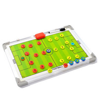Aluminum Alloy Soccer Magnetic Tactical Board BHD2