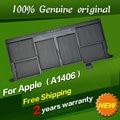 JIGU Оптовая новый Аккумулятор Для Ноутбука Apple MacBook Air A1406 A1370 2011 Производства A1465 MC965 Бесплатная доставка
