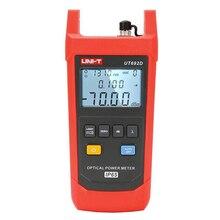 UNI-T UT692D Handheld Optical Power Meter Measurement Range -70 to 10dBm IP65 Professional Tester with Backlight