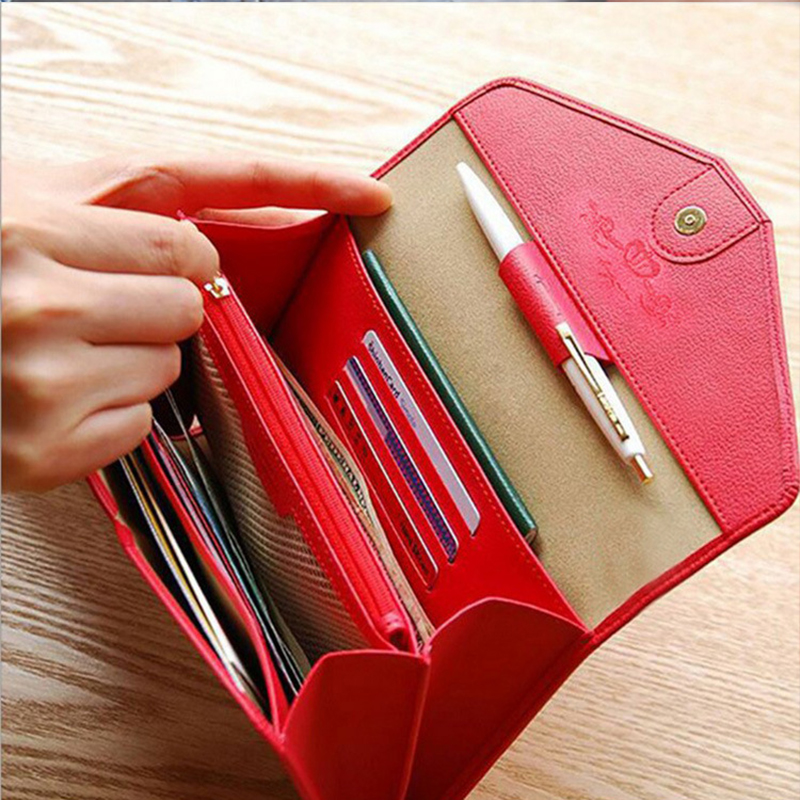 Fashion Versatile Cover for Passports Women & Men 2018 PU Leather Travel Passport Holder Cover ID Card Bag Case Passport Wallet