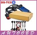 Новый vci (2014.2 R2/2015R1 программное обеспечение) CDP PRO с bluetooth obd2 OBDII OBD II Авто сканер CDP Pro Plus Полный комплект 8 автомобилей кабели