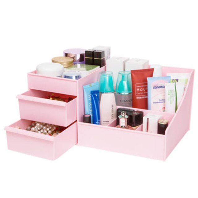 make up jewelry organizer plastic storage make up box storage large