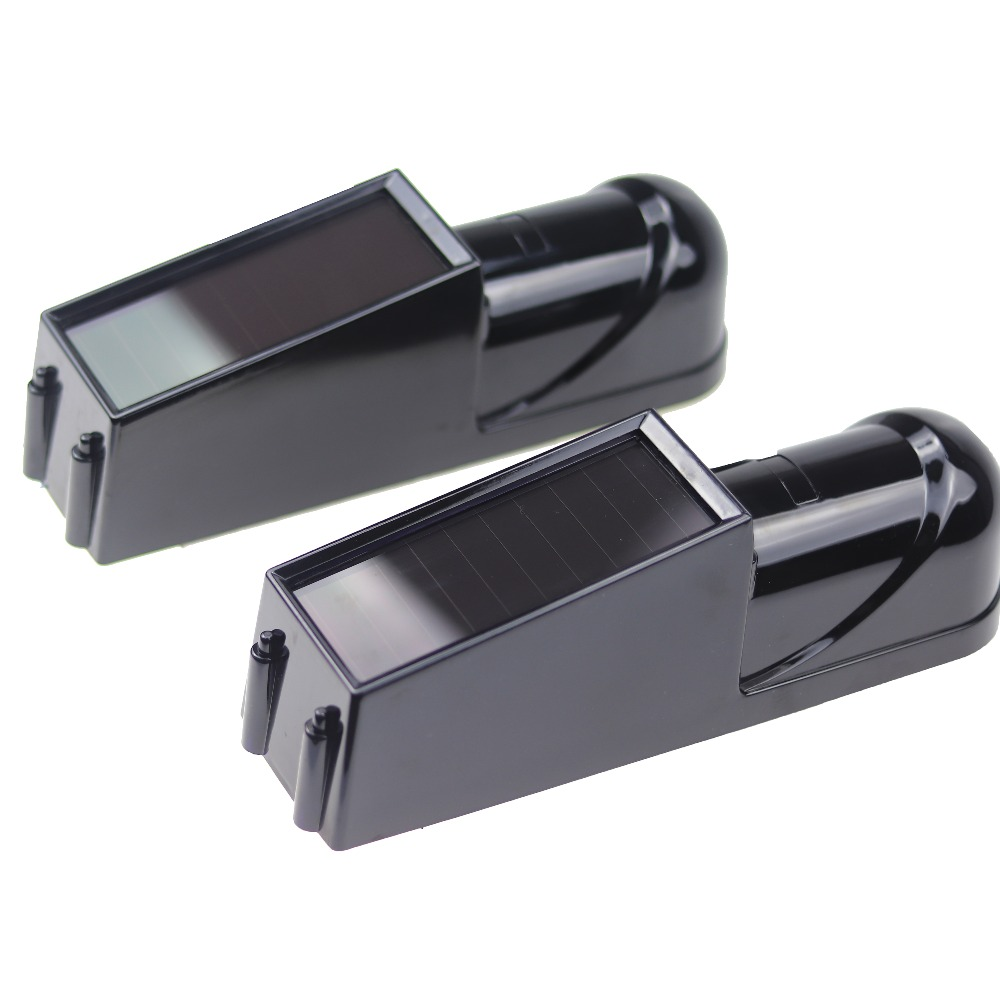 Image 4 - 1 pair 433mhz Wireless Solar IR Sensor Perimeter Alarm System Set photoelectric Infrared Beam Detector-in Sensor & Detector from Security & Protection