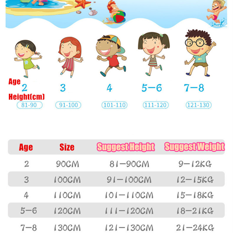 SABOLAY Boys Float Swimming Suits Vest Cartoon Striped One piece Swimwear Children Detachable Kids Swimming Training Buoyancy in Children 39 s One Piece Suits from Sports amp Entertainment