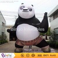 Бесплатная доставка Популярные Panda фильмы Гигантские Игрушки Надувные Panda для событий