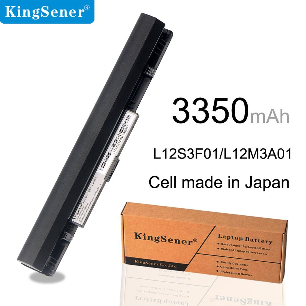 KingSener L12S3F01 L12M3A01 L12C3A01 Laptop Battery For Lenovo IdeaPad S20-30 S210 S215 S210T Series  10.8V 36WH