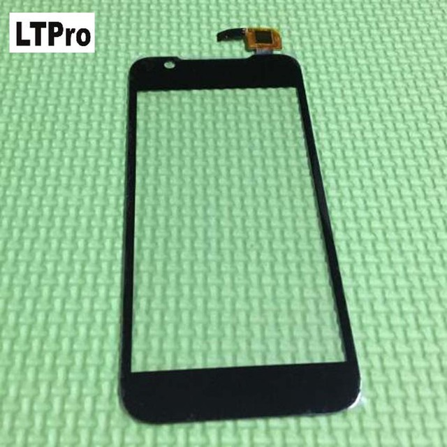 LTPro 100% Working New Sensor Glass Panel Touch Screen Digitizer For ZTE Grand Era U985 V985 Mobile Phone Repair Parts Black
