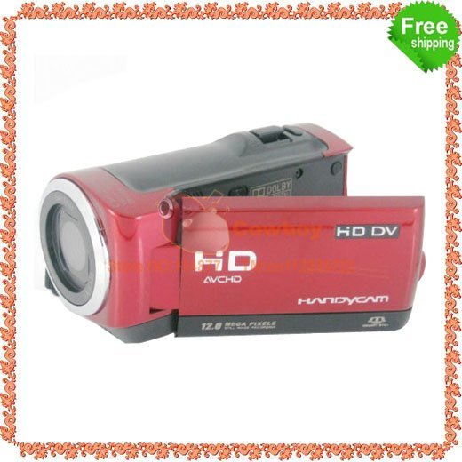 2.4in TFT HD Screen 5MP Digital Video Camera Camcorder