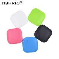TISHRIC Wireless Key Finder GPS locator anti lost keychain Smart Bluetooth Tracker Tags itag Keyfinder For Wallet Dog Cat kids