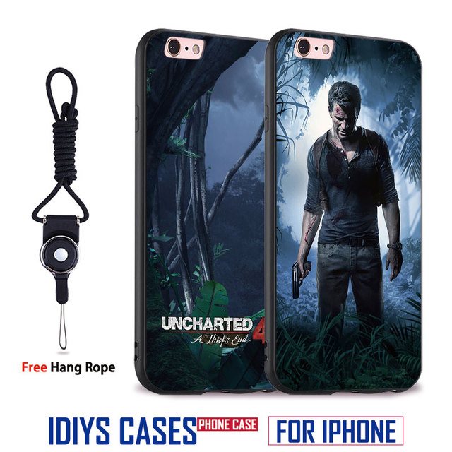 coque iphone 7 uncharted