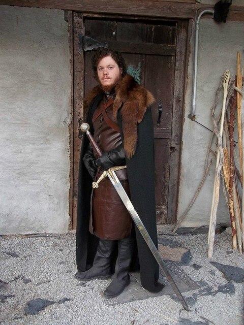 Cosplaydiy Game Of Thrones Robb Stark Kostum Anzug Outfit Manner