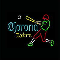 17*14 CORONA EXTRA NEON SIGN REAL GLASS BEER BAR PUB LIGHT SIGNS store display Packing Baseball Bulbs Advertising Lights