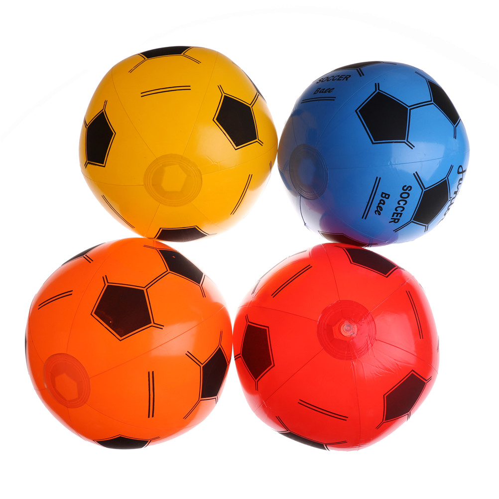 Toy Balls Inventive Souvenir Signature Ball Inflatable Football String Flag Hanging Ball Beach Pool Water Ball Toy Ktv Bar Shopping Mall Decoration