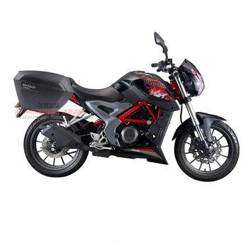 for Benelli BJ250-15 BJ250 BJ 250 SHAD SH23 Side Boxs+Side Rack Motorcycle Luggage Side Case Saddle Bag Bracket Carrier System