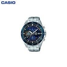 Наручные часы Casio EFR-556DB-2A мужские с кварцевым хронографом на браслете