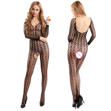 Sexy Lingerie hot Bodysuit Sexy Costumes Intimates Women Bodystocking open crotch sex products erotic lingerie Chemises qq167