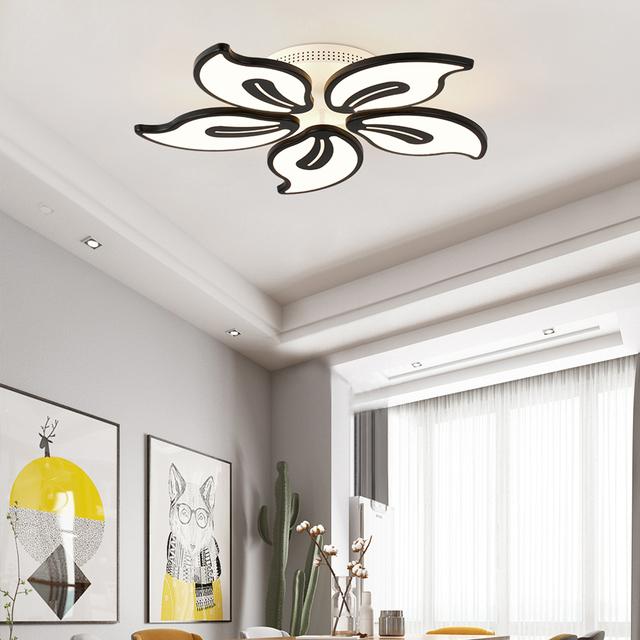 Flower Shaped LED Ceiling Light