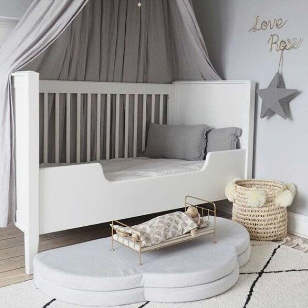 Bébé Double-pont escalade tapis de jeu pour bébé tapis nuage infantile doux tapis de couchage Enfants salle de décoration