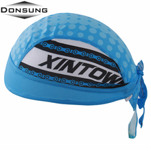 17 Style Outdoor Sport Quick Dry Cycling Cap Sweatproof Sunscreen Headwear Bike Team Scarf Coif Bicycle Bandana Pirate Headband