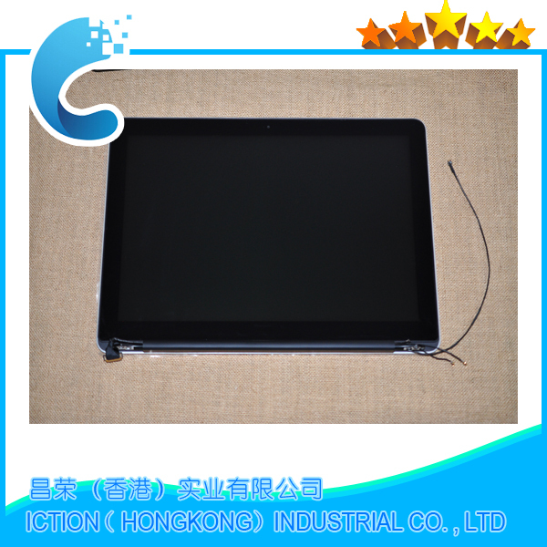 A1278 New 13'' for Macbook Pro A1278 lcd screen display assembly 2012 Year model new 13 lcd screen assembly display for macbook pro a1278 mid 2012 md101 md102