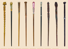 iron Metal Core Wand Fantastic Beasts Wand Where to Find Them Magic Wand Newt Wand Christmas Gift with Box 8 Stytles(China)