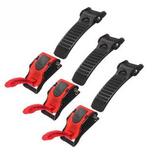 3 Pcs/lot Quick Release Buckle Motorcycle Bike ATV Helmet Chin Strap Speed Sewing