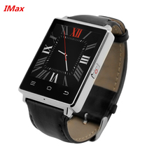 "No. 1 d6 mtk6580 quad core 1,3 ghz 1 gb 8 gb 1,63 ""3g smartwatch telefon android 5.1 gps wifi schrittzähler pulsmesser smart watch"