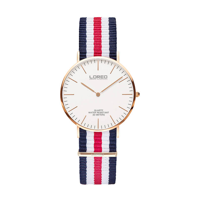 LOREO 5106 Germany bauhaus watches Watches Men Fashion Casual Sport Quartz Watch Business Wristwatch Relogio Masculino цена и фото