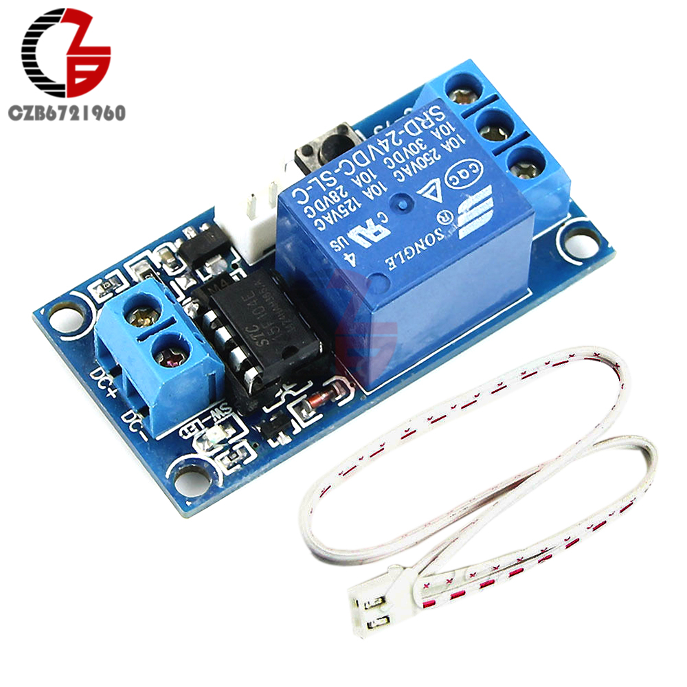 1 Channel 24v Latching Relay Module With Touch Bistable Switch Mcu Induction Cooker Circuit Board N08 Buy Bo 7