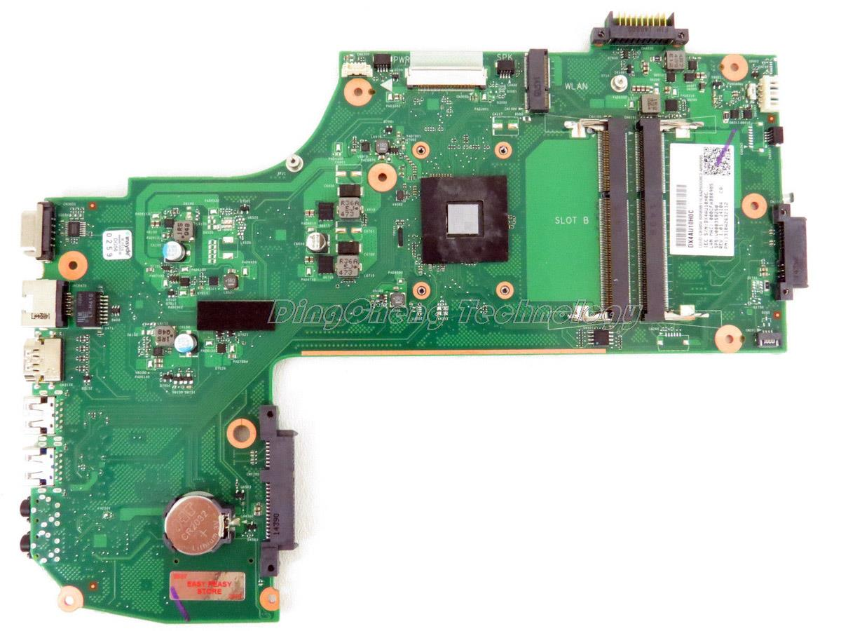 SHELI laptop Motherboard For Toshiba Satellite C75D C75D-B7215 V000358250 6050A2632101-MB-A01 integrated graphics card for toshiba satellite e200 integrated laptop motherboard v000208010 100