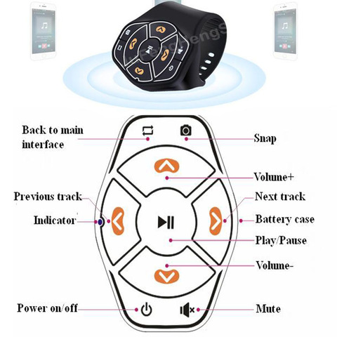 botoes de controle fio sem fio volante remoto
